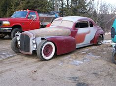 An Unfinished And Offbeat 1946 Ford Defies The Norm