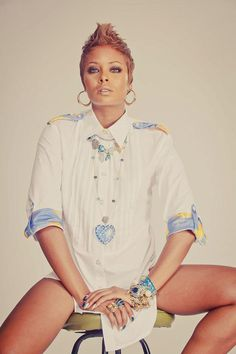 Eva Marcille x Koshie O. ~ Notable Styles and More