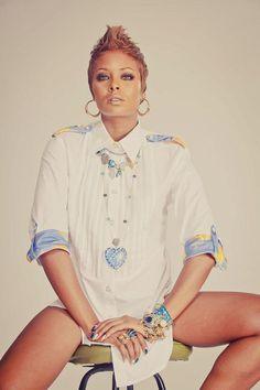 Eva Marciel in Koshie O Fashion Editorial