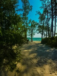 Travel photo of the day -  highlighting the the famous Sandbanks National Park in Picton, Ontario Canada.Its an incredible location to visit with the family in the summer months.  #AVisitToTheSandbanksNational Park  http://www.farawayvacationrentals.com/view-blog/A-Visit-To-The-Sandbanks-National-Park/171