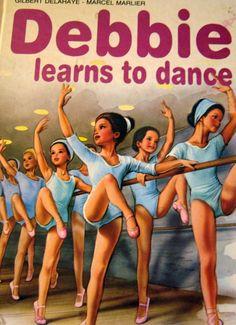 Marcel Marlier – Debbie learns to dance (1972)