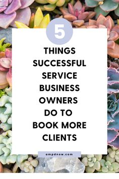 Ready to grow your service business? Here are 5 tips to book more clients using digital marketing. Small Business Marketing, Marketing Strategies, Growing Your Business, Digital Marketing, Success, Tips, Books, Libros, Book