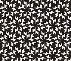 Illustration about Vector Seamless Black and White Geometric Tessellation Pattern Abstract Background. Illustration of geometric, backdrop, ornate - 71083425 Surface Pattern Design, Pattern Art, Print Patterns, Tessellation Patterns, Ceramics Monthly, Tesselations, Sacred Geometry Tattoo, Tiny Prints, Black And White Design