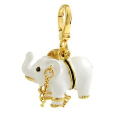 Juicy Couture Southeast Asia Elephant charm