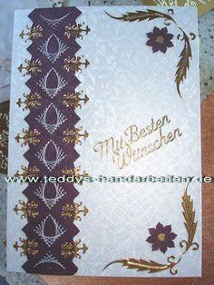 Fadengrafik-Karten c by Teddy