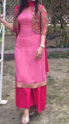 Taj Preet Sidhu's media statistics and analytics Salwar Designs, Salwar Suit Neck Designs, Neck Designs For Suits, Kurta Designs Women, Kurti Designs Party Wear, Dress Neck Designs, Blouse Designs, Punjabi Suits Designer Boutique, Indian Designer Suits