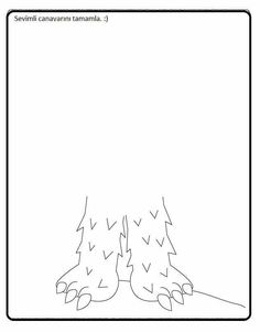 Resim tamamlama Art Journal Prompts, Bullet Journal Ideas Pages, Preschool Class, Kindergarten, Therapy Activities, Activities For Kids, Imagination Drawing, Doodle Pages, Art Worksheets