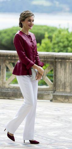 Europe's Royals — drubles-bestgum1: King Felipe and Queen Letizia...