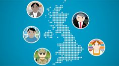 Useful to reinforce macro and paper three option of the 'thinkers' Inequality: how wealth is distributed in the UK - animated video