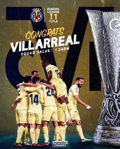 #villarreal 1(11)-(10)1 #manchesterunited #europaleague final 2020-2021 #football Europa League, Manchester United, Champion, Football, Movie Posters, Movies, Soccer, Futbol, Films
