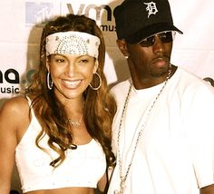 old school-jlo and diddy