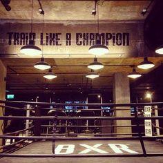 Boxing Workout, Gym Workouts, Boxing Gym Design, Fight Gym, Mind Gym, Muay Thai Gym, Home Gym Basement, Gym Interior, Interior Design