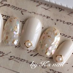 White and sparkle