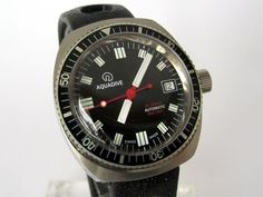 Aquadive Vintage NOS Diver