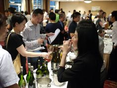 Honk Hong event with the wines of Il Borro