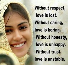 Without respect, love is lost...  #inspiration #motivation #wisdom #quote #quotes #life #love