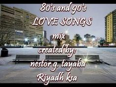 Love Songs Hits Collection 80's - YouTube