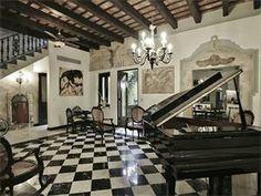 #interior #living - 406 Calle Luna, Old San Juan, Puerto Rico  #prsir #osj #realestate