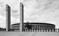 The Third Reich's Olympic Stadium, designed by Werner March for the 1936 Olympics. Mapping Berlin's modernist masterpieces   Wallpaper*