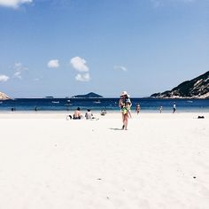 Shek O Beach Hong Kong Travel