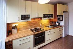 Výsledek obrázku pro panelákové kuchyně