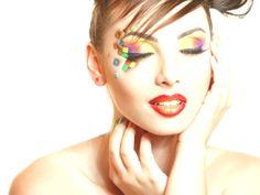 Beautiful woman Makeup, Women Makeup Art Wallpaper, Beautiful face Makeup, Beauty woman Makeup hands, Face Makeups   Makeup Trends Makeup Art, Beauty Makeup, Face Makeup, Eyeliner, Eyebrows, Makeup Foundation, Professional Makeup, Makeup Trends, Concealer