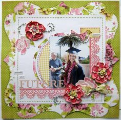 Anderjackie's Gallery: Embrace Your Future ~ My Creative Scrapbook