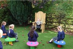 CHILDREN and staff are celebrating having £10,000 of new activities at their rural Stafford school.  All Saints (CE) school and Busy Bees nursery in Standon now boasts a new early years...