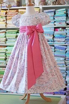 Little girls dress patterns | Sew Sew | Pinterest | Little girl ...