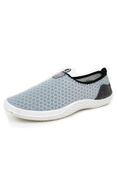 ESSAN Fashion Lightweight Men Causal Shoes Breathable Loafers Mesh Flat Shoes (LightGrey) - Intl | Price: ฿709.00 | Brand: ESSAN | From: Top Seller Shoes - รวมรองเท้าแฟชั่น รองเท้าผู้ชาย รองเท้าผู้หญิง ราคาพิเศษ | See info: http://www.topsellershoes.com/product/5899/essan-fashion-lightweight-men-causal-shoes-breathable-loafers-mesh-flat-shoes-lightgrey-intl