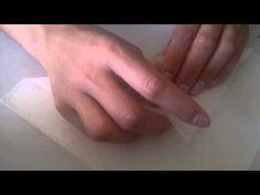 How to wrap loempia - YouTube
