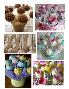 oooh so sweet - Celebrate with Cake Pops for Weddings, Birthdays, Office Parties or Just Because