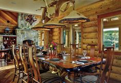 Antler Light Fixture Design Ideas, Pictures, Remodel, and Decor - page 4
