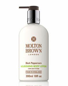 C1H4U Molton Brown Black Peppercorn Body Lotion, 10oz.