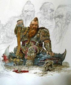 Dark Fantasy, bienvenus au royaume du chaos! - Le blog de la Galerie et des Editions Daniel Maghen
