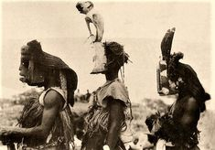 Michel Leiris, dogon masks 1934 in People Michel Leiris, Pier Paolo Pasolini, Art Français, Mask Dance, Art Premier, History Of Photography, White Photography, African Tribes, African Masks