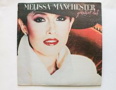 Check out this item in my Etsy shop https://www.etsy.com/listing/279503226/melissa-manchester-greatest-hits-vinyl