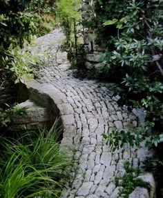 Kitchen Ideas- Home and Garden Design Ideas secret garden path