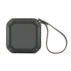 CRDC Life Waterproof Wireless Bluetooth 40 Portable Speakers Outdoor Sport MP3 Music Phone Speaker Black ** ON SALE Check it Out