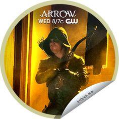 Arrow: The Undertaking Sticker