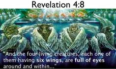 Pictures From Revelation 4 | Art used by permission by Pat Marvenko Smith, copyright 1992.