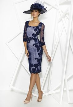Discover our dress Donna 7764 in Cabotine. We have the latest trends and the best designs in all kinds of dresses.
