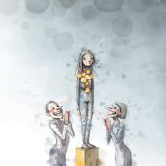 Lisa Aisato Disney Concept Art, Stay Weird, People Art, Whimsical Art, Betty Boop, Book Illustration, Cool Art, Fun Art, Lisa