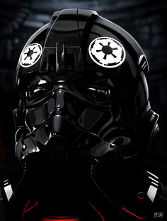 TIE Pilot...