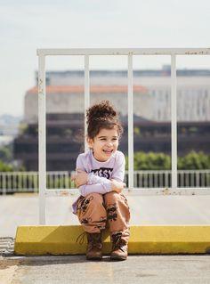 Quinn + Fox Autumn-Winter 2014 kidswear collection 'Cappuccini Cirkus' | KID