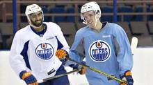 'I wish I could do something to help us win,' injured Oilers star says on the eve of his 19th birthday