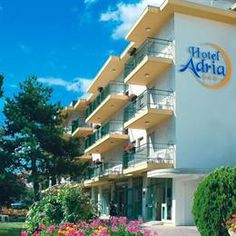 Hotel Adria, Multi Story Building
