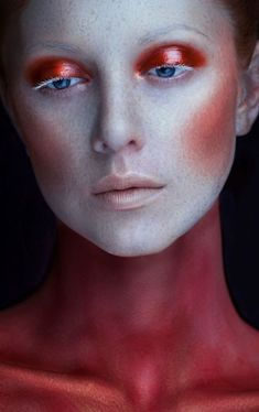 Dark Beauty - Make-up - fotografiethemen Makeup Inspo, Makeup Art, Beauty Makeup, Makeup Ideas, Dark Makeup, Dark Beauty Magazine, Make Up Inspiration, Photoshoot Inspiration, Foto Fashion