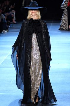 Slouch win. Wizard capes are totally in this season.   @YSL
