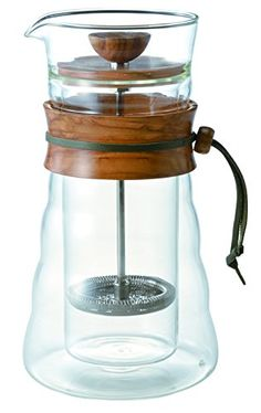 Hario Olivewood French Press DGC-40-OV Hario http://www.amazon.com/dp/B0092UDYLQ/ref=cm_sw_r_pi_dp_A9t0ub0BB7ATS
